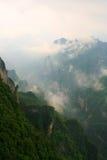 Zhangjiajie nationalpark, Avatarberg Arkivbilder