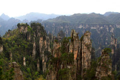 Zhangjiajie Nature Stock Photo