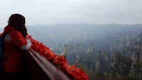 Zhangjiajie park narodowy zdjęcia royalty free