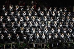 Zhangjiajie Tianmen halny przedstawienie Obraz Royalty Free