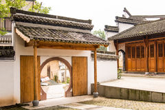 Zhangtan village Royalty Free Stock Images