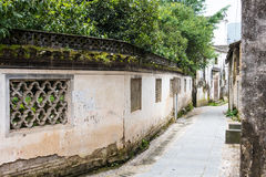 Zhangtan village Stock Photos