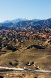 ZHANGYE, CHINA Royalty Free Stock Image