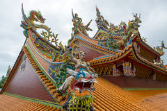 Zhao Ling Miao Royalty Free Stock Photo