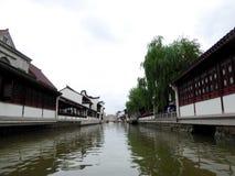 Zhaojialou ancient town Stock Image