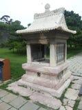 Zhaoling mausoleum av Qing Dynasty Royaltyfri Fotografi