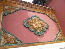 Zhaoling mausoleum av Qing Dynasty Arkivfoto