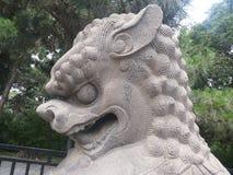 Zhaoling Mausoleum of the Qing Dynasty-Bridge Stock Photos