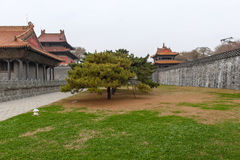 ZhaoLing Tomb Stock Image