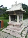 Zhaolings-Mausoleum Qing Dynastys Lizenzfreie Stockfotografie