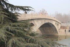 Zhaozhou most Obraz Royalty Free