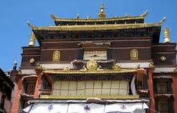 Zhaxilhunpo Monastery Stock Image