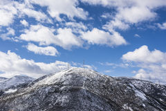 Zheduo mountain scenery Stock Images