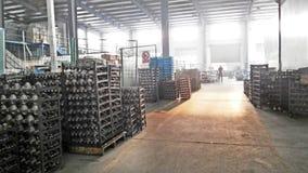Zhejiang, środkowy machinalnego przerobu przedsięwzięć produkci warsztat , Zdjęcie Stock