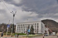 Zheleznovodsk city Stock Photos