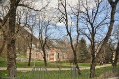Zheleznovodsk city Stock Photo