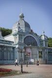 """Zheleznovodsk, pavilion """"crystal palace Stock Photos"""