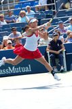 Zheng Jie at US Open 2008 (5) Stock Photography