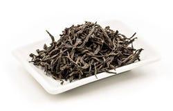 Zheng shanu Xiao zhong herbaciani liście rozpraszają Zdjęcie Stock
