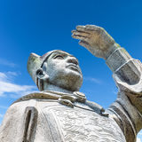 Zheng He. Statue of Zheng He, Chinese Garden, Singapore Royalty Free Stock Image