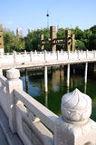Zheng He treasure shipyard Ruins Park Stock Photo