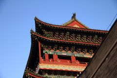 The Zhengyang Gate Royalty Free Stock Photos