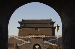 The Zhengyang Gate Royalty Free Stock Photo