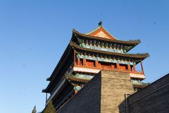 The Zhengyang Gate Stock Image