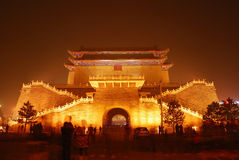 Zhengyang Gate. Is an old building Royalty Free Stock Photos