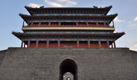 Zhengyang men Gate Royalty Free Stock Image