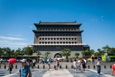 Zhengyang port Royaltyfri Foto