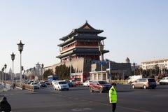 Zhengyang porthus royaltyfri fotografi
