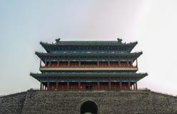 Zhengyangmen brama zdjęcia stock