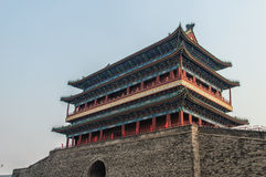 Zhengyangmen Gate Royalty Free Stock Images