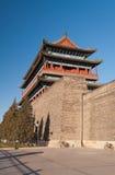 The Zhengyangmen Gate. Beinjing. China Stock Image