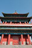 Zhengyangmen Gate Stock Photo
