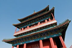 Zhengyangmen Gate Royalty Free Stock Image