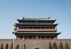 Zhengyangmen Gate Stock Photos