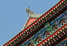 Zhengyangmen Gate Royalty Free Stock Photography