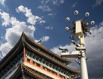 Zhengyangmen Gate (Qianmen). Beijing, China Royalty Free Stock Photo