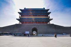 Zhengyangmen Gate Stock Image