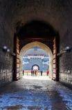 Zhengyangmen Gate Stock Photography