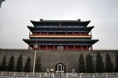 Zhengyangmen, Pekin obrazy stock