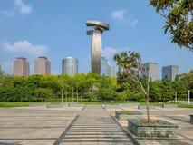 Free 中国郑州郑之林公园 Zhengzhilin Park, Zhengzhou, China Royalty Free Stock Photography - 214978247