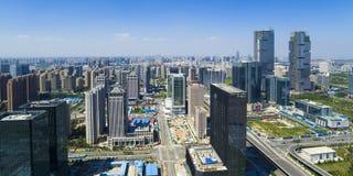 Zhengzhou henan Κίνα στοκ φωτογραφίες