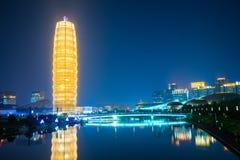 Zhengzhou konwencja c i wystawa obrazy royalty free