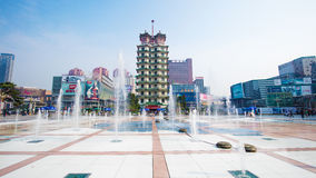 Zhengzhou 27 Monument Royalty Free Stock Images