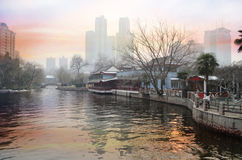 Zhengzhou Municipal People's Park Stock Photo