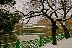 Zhengzhou-people& x27; s-Park Lizenzfreies Stockfoto