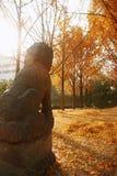 Zhengzhou-people& x27; s-Park Lizenzfreie Stockfotografie